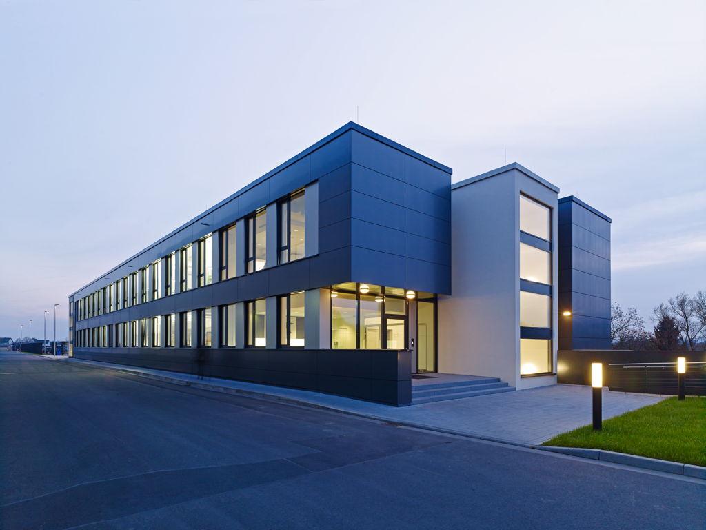 Neubau Bürogebäude in Heuchelheim