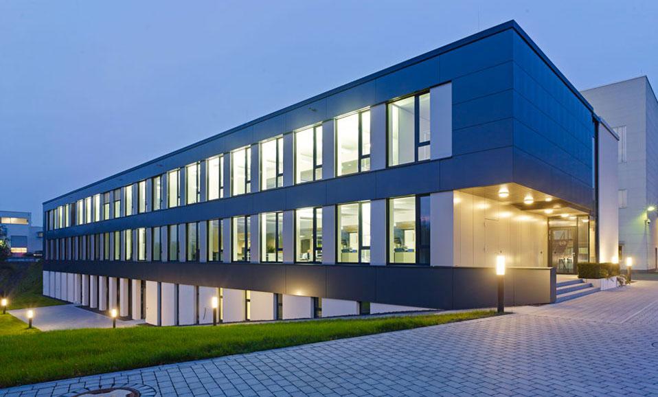 Bürogebäude Heuchelheim